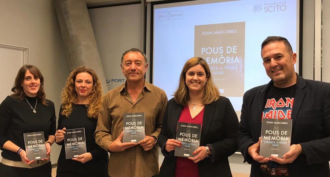 Joan Mascarell presenta el llibre 'Pous de Memòria. Terrats a vora mar'